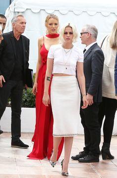 Kristen Stewart à Cannes le 11 mai 2016
