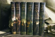 Russian Edition of the Harry Potter series