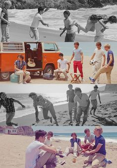 "One Direction ""What Makes You Beautiful"" Music Video"