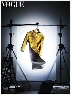 Matthew Shave, Vogue editorial, still life
