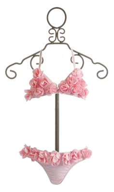 Kate Mack Girls Bikini Swimsuit Blooming Roses