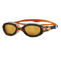 Predator Flex Polarized Ultra: Curved Lens Technology - Maximum UVA & UVB Protection - Fogbuster Anti-Fog - 4 Point Flex Technology - Easy Adjust Strap - Polarized Lens