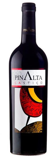 Pinalta Castiço Wine #maximum #taninotanino Wine And Liquor, Wine Drinks, Beverages, Wine Packaging, Design Packaging, Wine Label Design, Bottle Design, Best Italian Wines, Wine Labels
