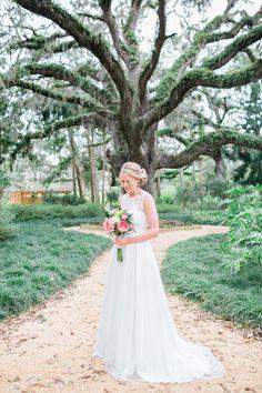 Photography   Washington Oaks Gardens State Park   Florida Wedding   Natural Light Photography   Outdoor Wedding   Intimate Wedding