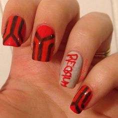 Pin for Later: These Horror-Movie Manicures Will Make You Pumped For Halloween The Shining