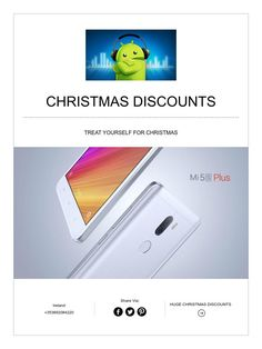 CHRISTMAS DISCOUNTS Treat Yourself, Mobile Phones, Christmas, Xmas, Navidad, Noel, Natal, Kerst
