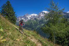 Entdecken Sie die vielen Radwege am Arlberg