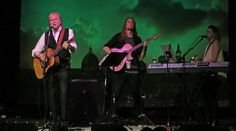 Justin Hayward's solo show in Bethlehem, PA. Article, video.  The Moody Blues' stock-in-trade is thoughtful music: melancholy, melodramatic and, yes, even moody.