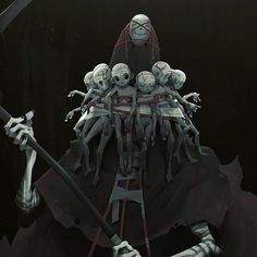 ArtStation - Alexis Rives
