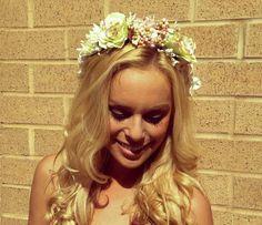 Flower Crown. Boho Crown. Coachella Crown. Wedding Headpiece. Bridal Hair