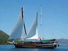 Charter gulet Anna Marija, 6 cabins, 13 berths.