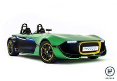 2013 Caterham AeroSeven Concept
