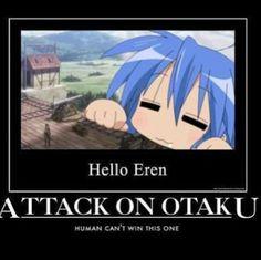 Attack on Titan xD
