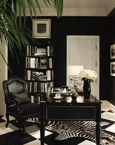 Chic Home Office by Ralph Lauren Home