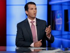 Reporter: I Had A Friend Who Was Insulted by Donald Trump, Jr. -- When He Was Three Years Old!!!