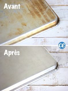comment nettoyer une plaque à pâtisserie brulée House Cleaning Tips, Diy Cleaning Products, Cleaning Hacks, Kallax Regal, Dining Etiquette, Quites, Useful Life Hacks, Diy Organization, Clean Up