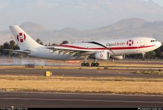 AeroUnion Airbus A300 freighter