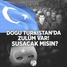 "TTA Grup on Instagram: ""Doğu Türkistan'da zulüm var! There is persecution in East Turkestan! #PersecutionInEastTurkestan"" Persecution, Zulu, Bandana, Movies, Movie Posters, Instagram, Bandanas, Films, Film Poster"