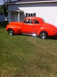 Oldsmobile : Other Basic 1940 Olds Business Coupe Street Rod, Hot Rod, Not Rat Rod, Not Ford, Chevy Coupe - http://www.legendaryfind.com/carsforsale/oldsmobile-other-basic-1940-olds-business-coupe-street-rod-hot-rod-not-rat-rod-not-ford-chevy-coupe-3/
