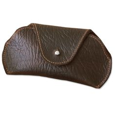 Leather Eyeglass Case - American Bison Eyeglass Case -- Orvis on Orvis.com!
