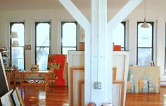 : Studio, Paul Balmer