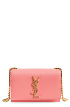 Saint Laurent 'Mini Monogram' Crossbody Bag