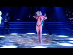 "Season 21 Week 2 Night 2 Solo Dance starring Julianne Hough feat. pro male dancers performing to ""Love Runs Out"" by One Republic"