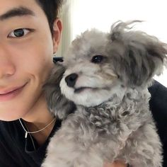 Times When Nam Joo Hyuk Served Us With Perfect Boyfriend Visuals To Make Your Quarantine A Little Less Lonely