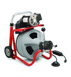 general sewer machine parts