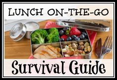Lunch On-The-Go Survival Guide