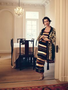 10 Haute Bohemians Who Live Beautifully—And Make It Look Easy - Elettra Wiedemann-Wmag
