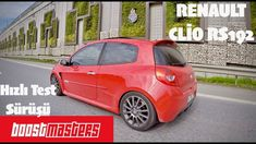 Renault Clio RS 192 Test Vlog