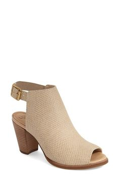 6a11b23ce31 UGG®  Audrey  Peep Toe Bootie (Women) available at  Nordstrom Ugg