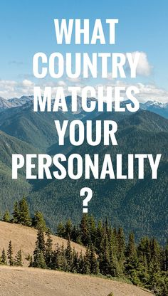 With 65+ countries under my belt I've often been asked what my favourite country is and we've long established we don't have one. We have favourite experiences. But if somebody asked me where they should go on vacation, I'd assess their personality and their preferences, rather than choose my favourites.