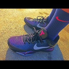 Even though I hate Kobe Bryant these shoes are boss