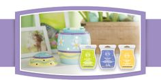 """jessica scentsy: Nothing says """"spring"""" like a wash of pastel colors, cheerful f…   FindSalesRep.com USA"""