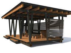 Pergola, Gazebo, Affordable House Plans, Architecture Model Making, Backyard Pavilion, Shelter Design, Outside Room, Diy Outdoor Furniture, Outdoor Living