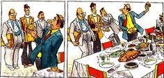 1979 г.   Строитель - представителям приёмной комиссии:   - Товарищи приёмщики, зачем вам выезжать на объект? Я вам и так всё расскажу. - Дом такой же большой и красивый, как этот стол...   =========================  1979 Soviet Union. Builder - representatives of the selection committee: - Acceptance inspector Comrades, why do you go to the object? And so I'll tell you everything. - The house is as big and beautiful as this table ...
