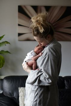 Touching Portraits of Mothers with Their One-Day-Old Babies - My Modern Metropolis, this is amazing and inspiring!