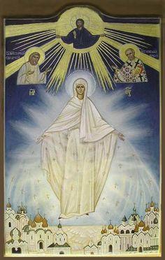 The Theotokos #icons