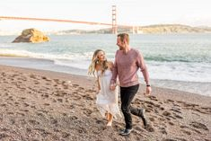 Emily + Corbin: Kirby Cove Engagement Session - Endless May