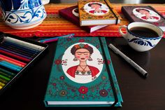 Image result for coffee merchandise notebook