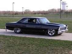 66 Chevrolet Nova