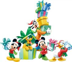 Christmas with Mickey and His Friends: Free Party Printables. in english Christmas with Mickey and His Friends: Free Party Printables. in english Natal Do Mickey Mouse, Mickey Mouse E Amigos, Mickey Mouse Christmas, Christmas Cartoons, Mickey Mouse And Friends, Christmas Clipart, Mickey Minnie Mouse, Disney Mickey, Disney Magic