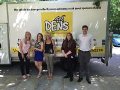 Utility People are proud to be supporting DENS.  Check out our New Blog!