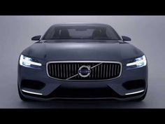 Volvo Concept Coupe - 400 HP Plug In Hybrid