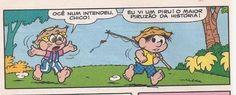 Benzadeus, Zé Lelé.   19 quadrinhos da Turma da Mônica que vão deixar você transtornado
