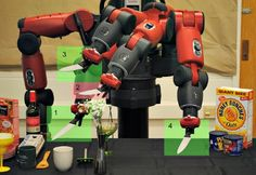 Get ready for knife-wielding robot grocery clerks via @CNET