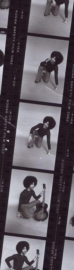 Prince (photos by Robert Whitman)