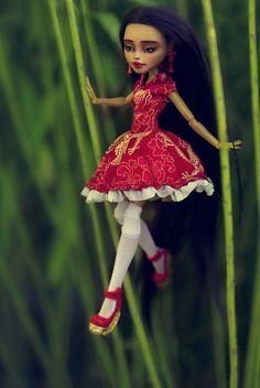 Jinafire - dragon girl | by Szklanooka
